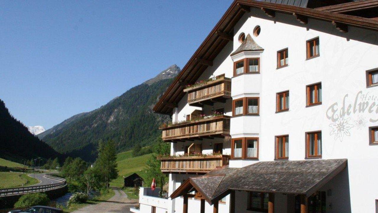 Hotel Edelweiss Kaunertal Bewertung