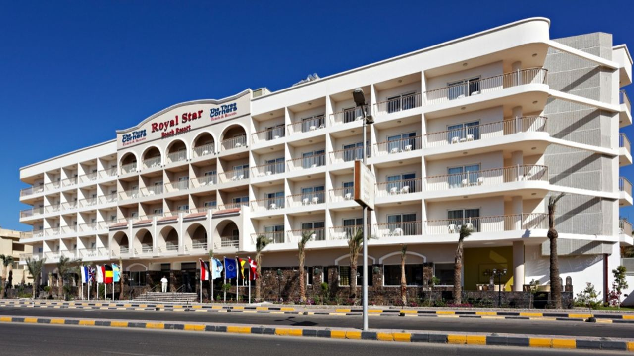 Hotel Royal Star Three Corners Royal Star Beach Resort In Hurghada O Holidaycheck
