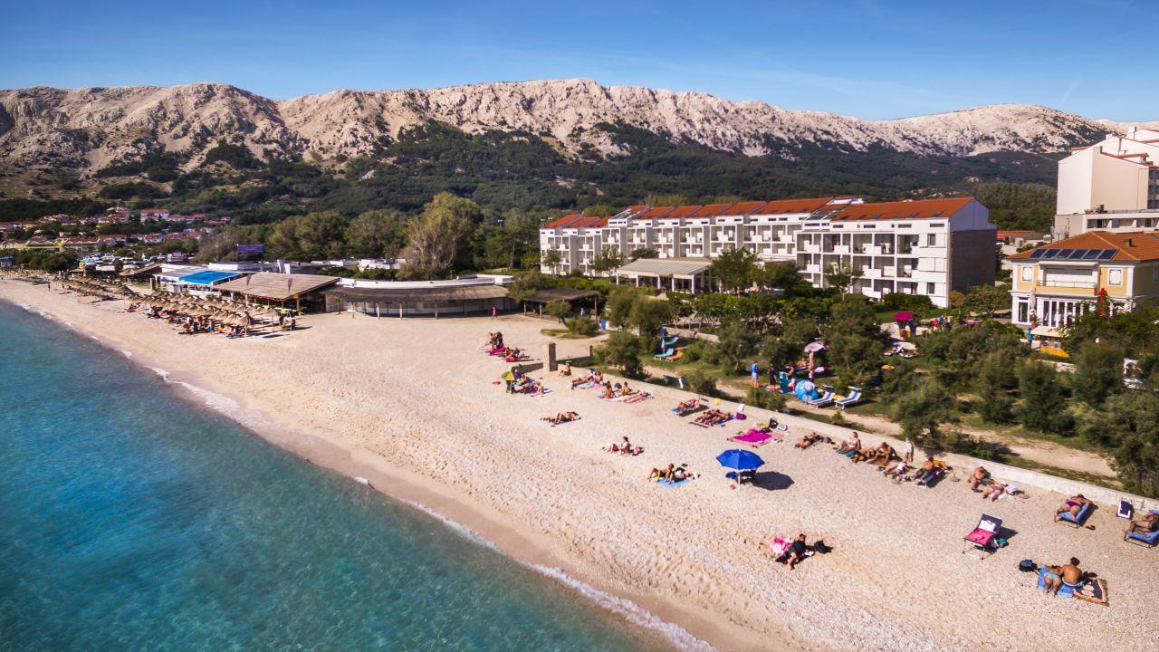 Valamar Zvonimir Hotel (Baska) • HolidayCheck (Kvarner ...