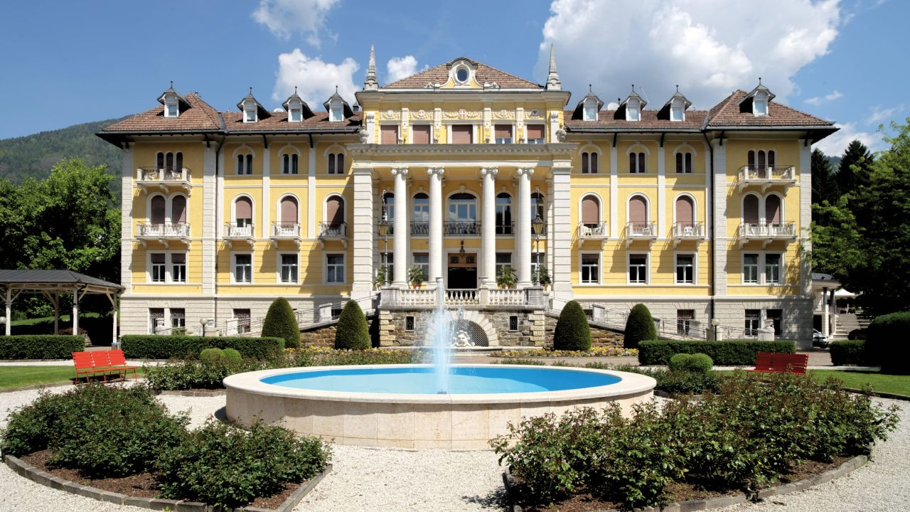 Grand Hotel Imperial Levico Terme Im Trentino
