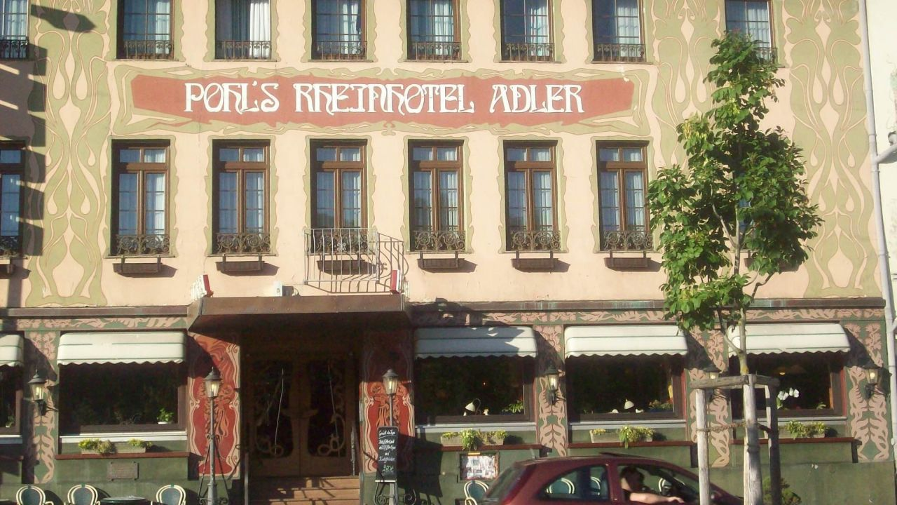 Hotel Pohl St Goarshausen