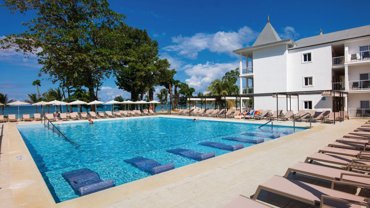 Hotel Riu Palace Tropical Bay Negril Holidaycheck Cornwall