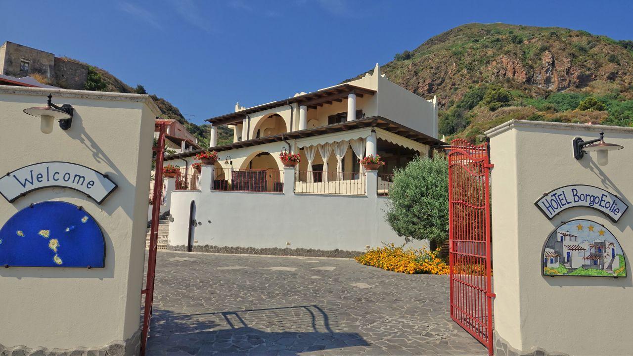 Hotel Borgo Eolie  Lipari Stadt  Lipari    U2022 Holidaycheck