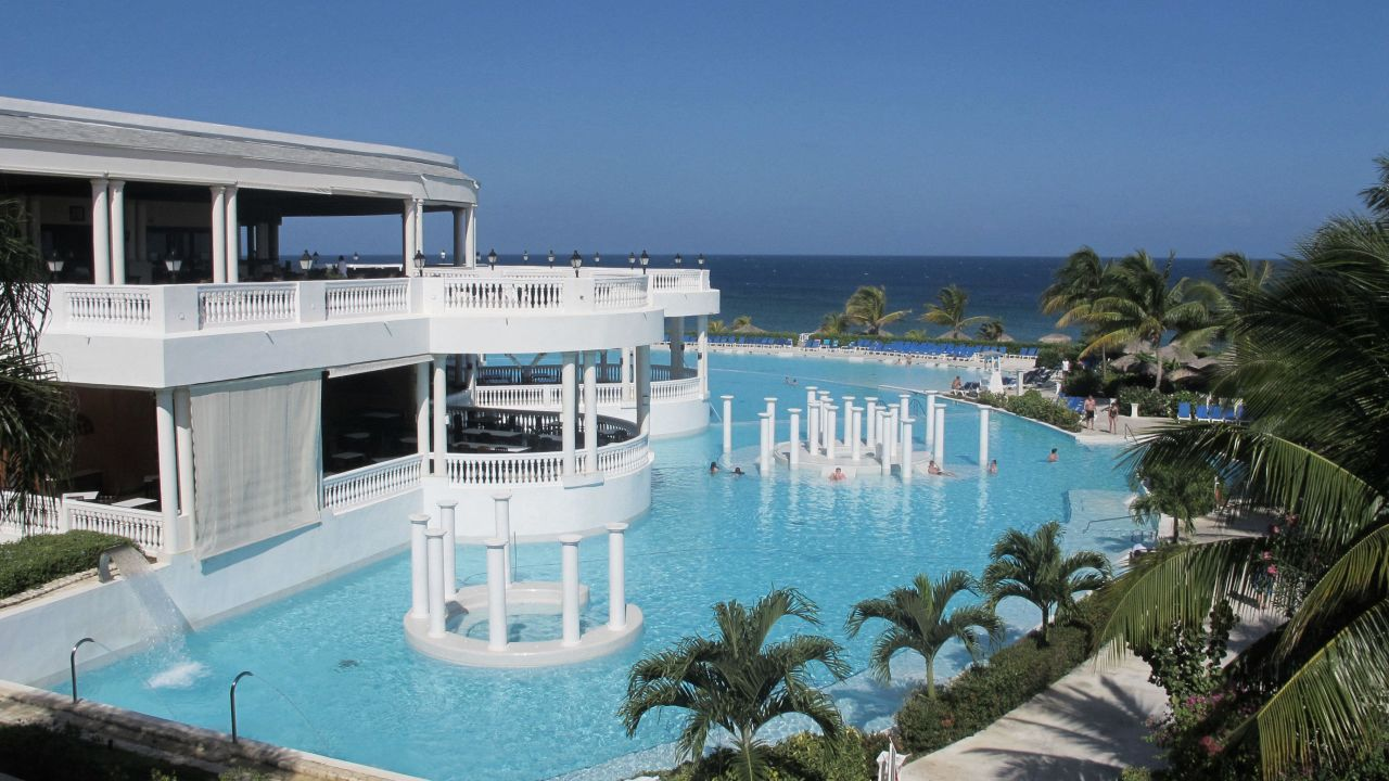 Hotel Grand Palladium Lady Hamilton Resort Spa Lucea