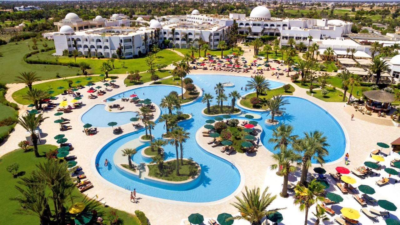 Djerba Plaza Hotel And Spa