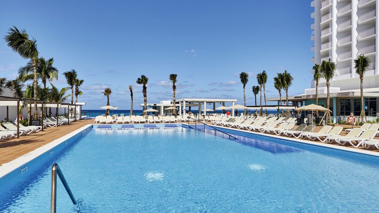 Hotel Riu Palace Paradise Island (Paradise Island) • HolidayCheck ...