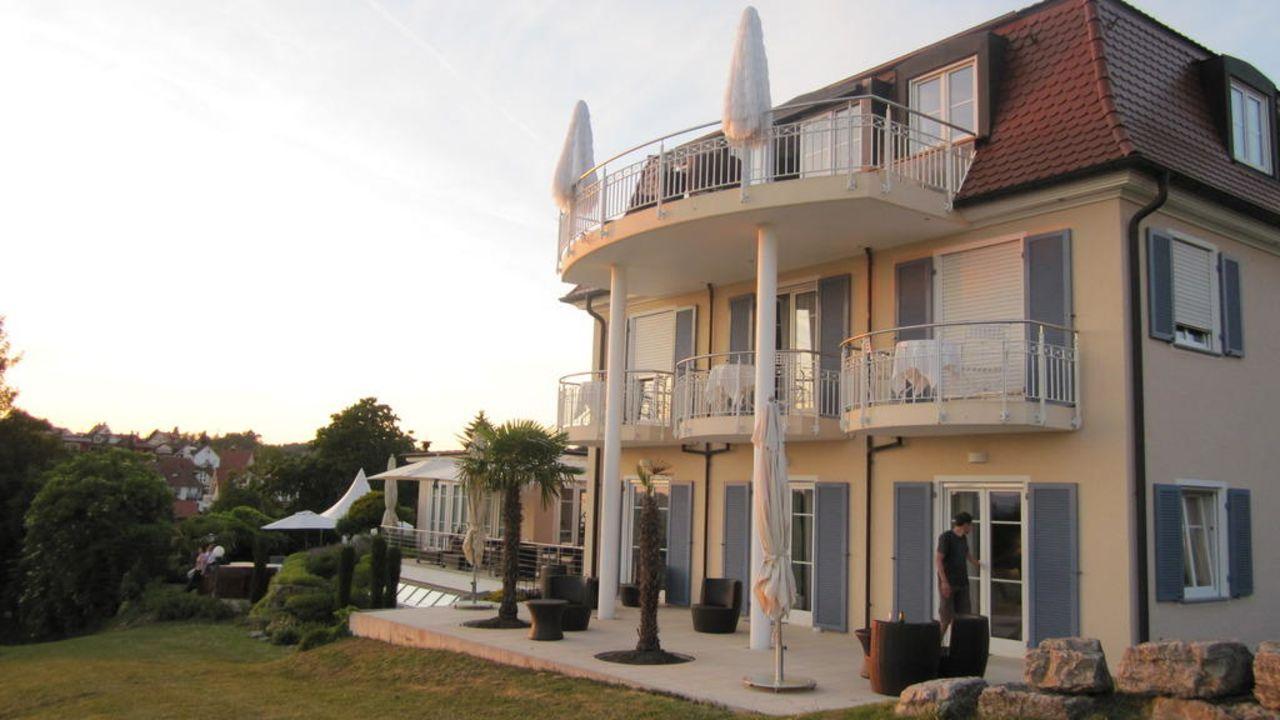 Hotel Villa Seeschau In Meersburg Deutschland