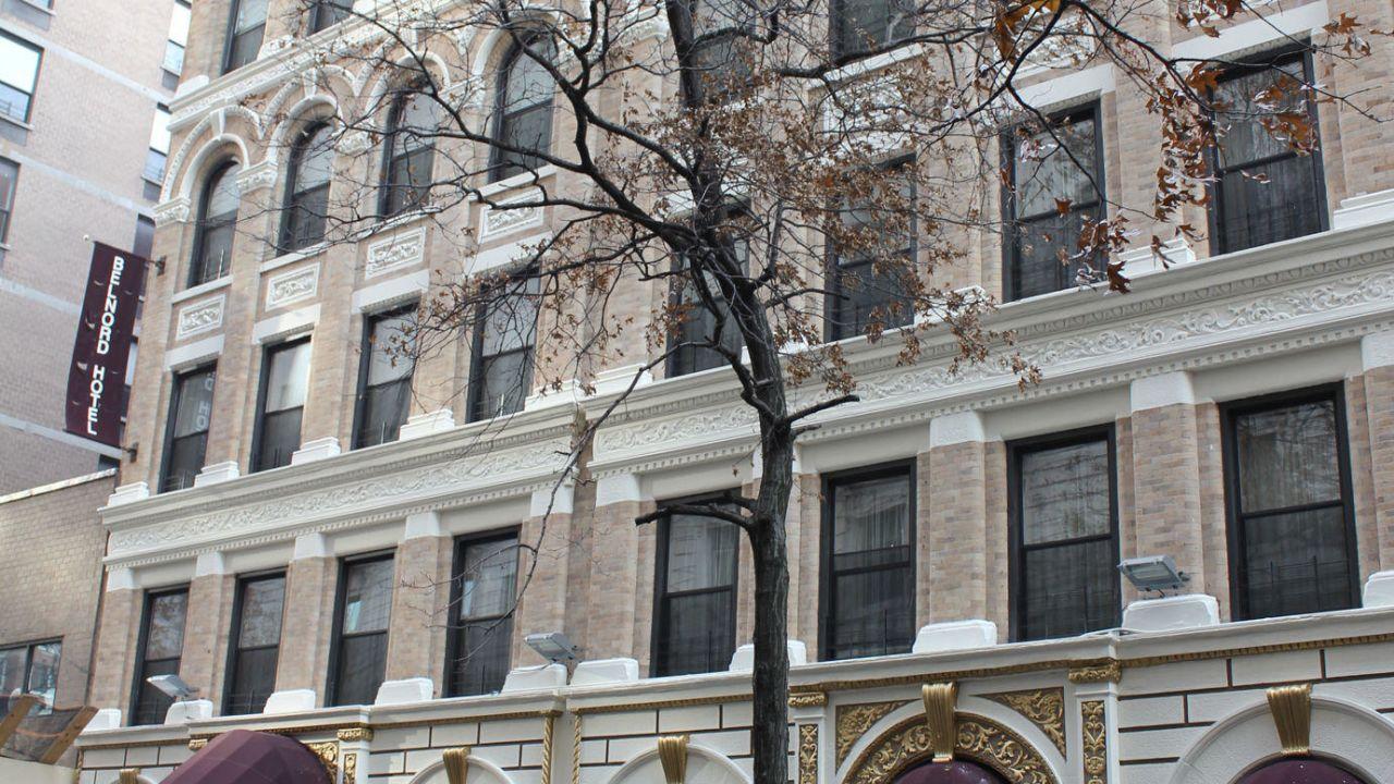 Belnord Hotel New York Bewertung