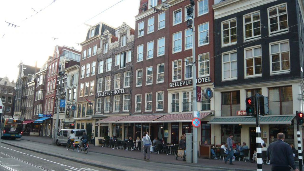 Ibis Styles Hotel Amsterdam Central Station In Amsterdam