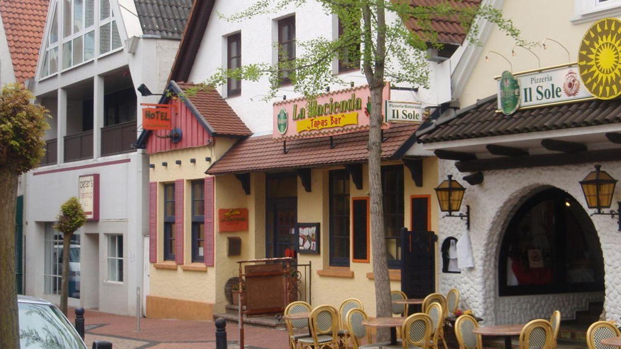 Hotel Hüllhorst hotel la hacienda lübbecke holidaycheck nordrhein westfalen