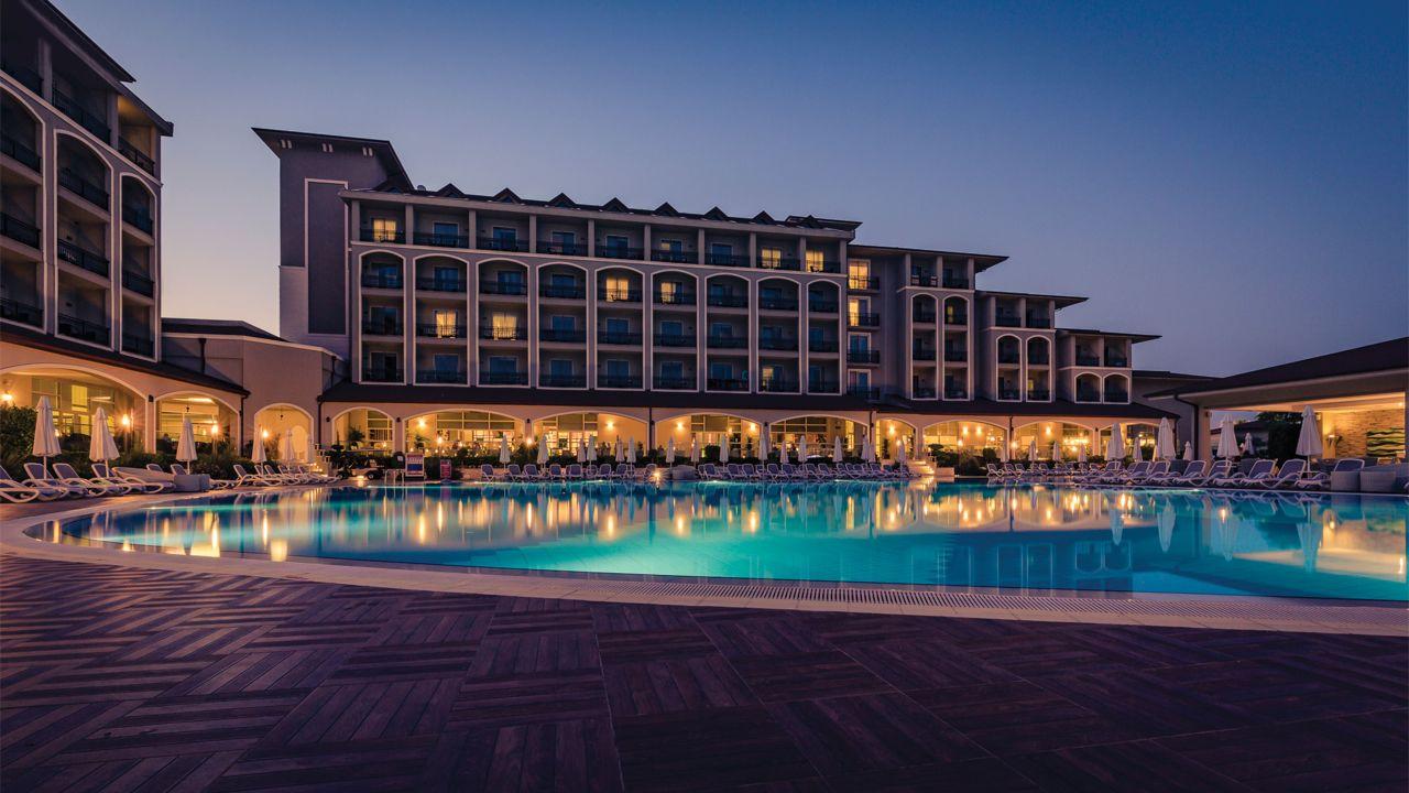 Paloma Oceana Resort Side Kumkoy Holidaycheck Turkische