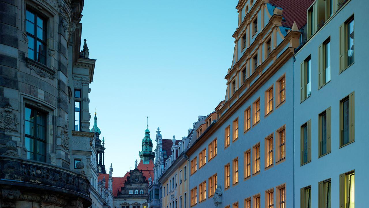 Hyperion Hotel Dresden Am Schloss Dresden Holidaycheck Sachsen