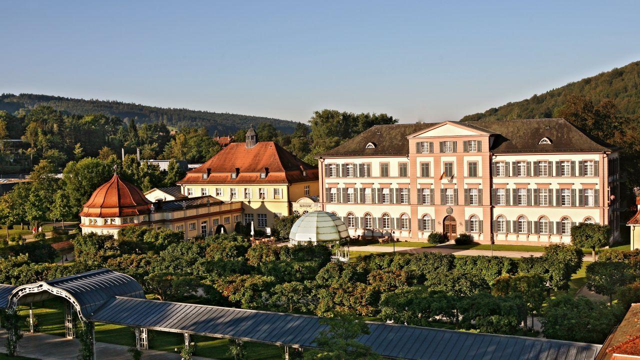 Badhotel Bad Brückenau Bad Brückenau Holidaycheck Bayern