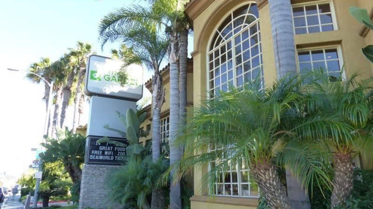 Hotel Wyndham Garden San Diego Near Sea World In San Diego Holidaycheck Kalifornien Usa