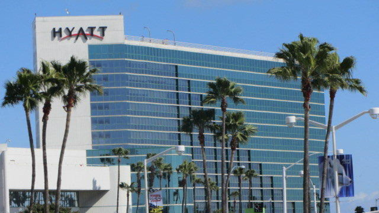 Hyatt Regency Long Beach  South Pine Avenue