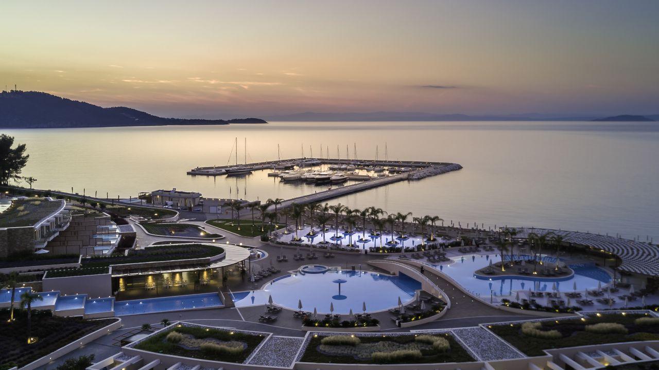 Tui family life blue lagoon princess hotel kalives gulet - Miraggio Thermal Spa Resort