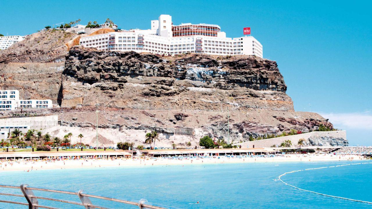 hotel puerto rico spanien