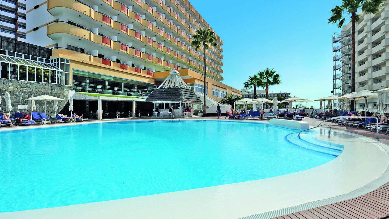 Allsun Hotel Lucana Playa Del Ingles Holidaycheck Gran Canaria