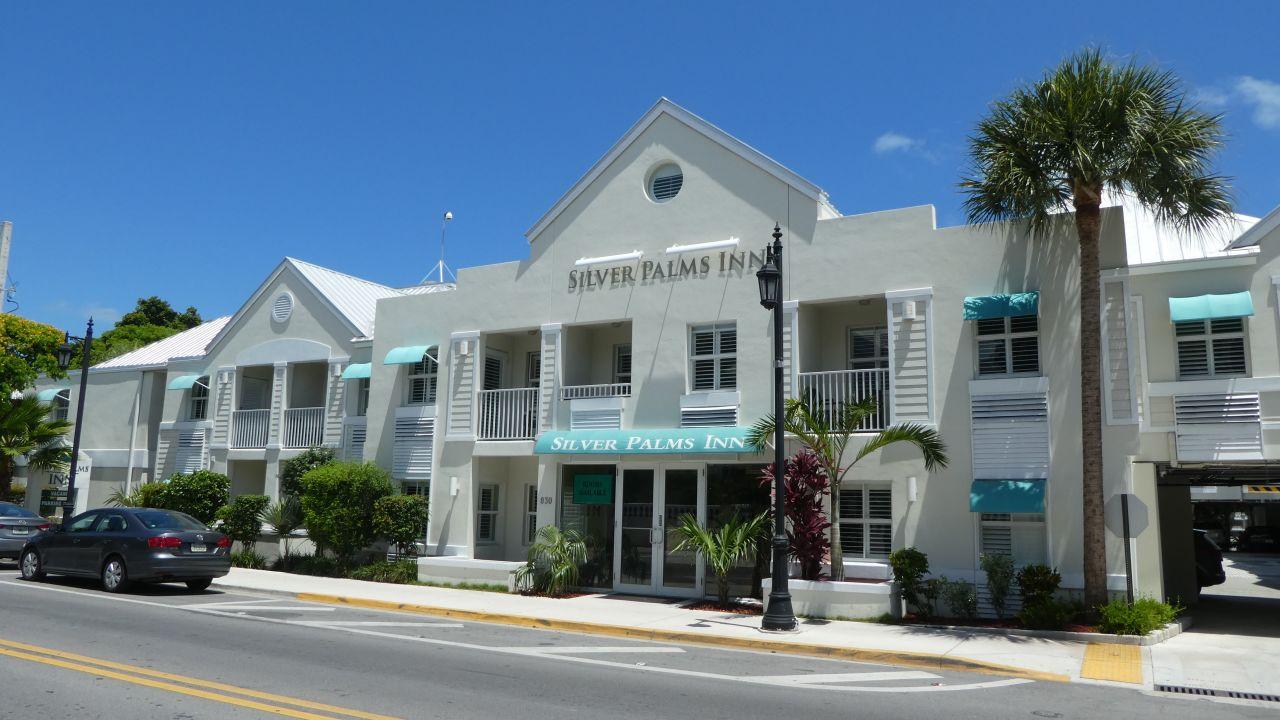 Silver Palms Inn Hotel Key West