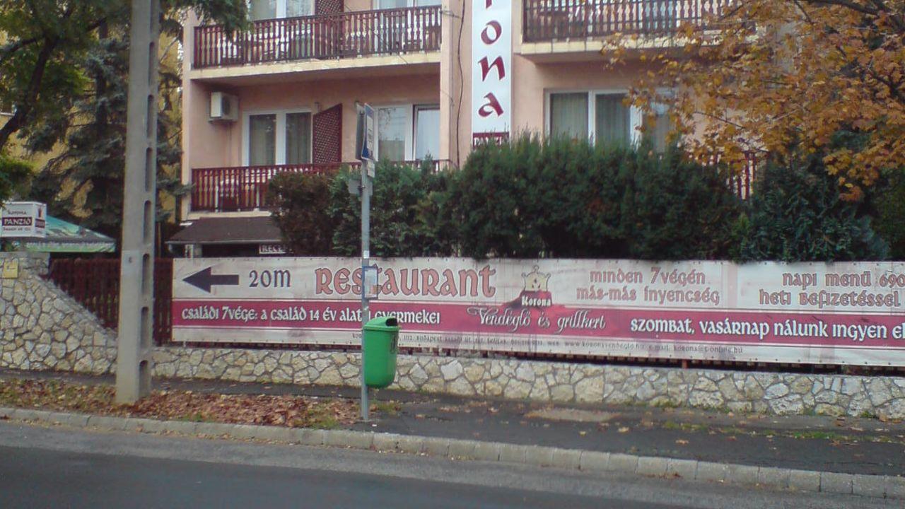 Korona Pension Hotel Budapest