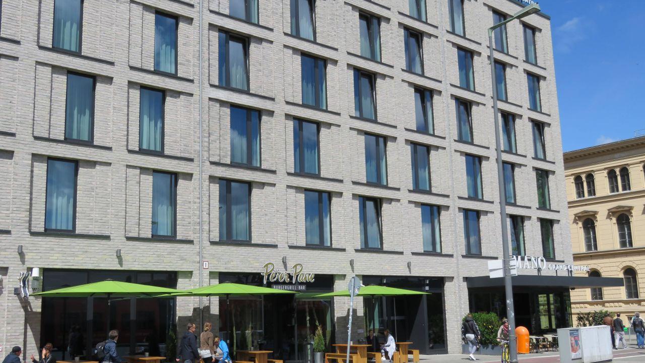 Grand Hotel Amano Central Berlin