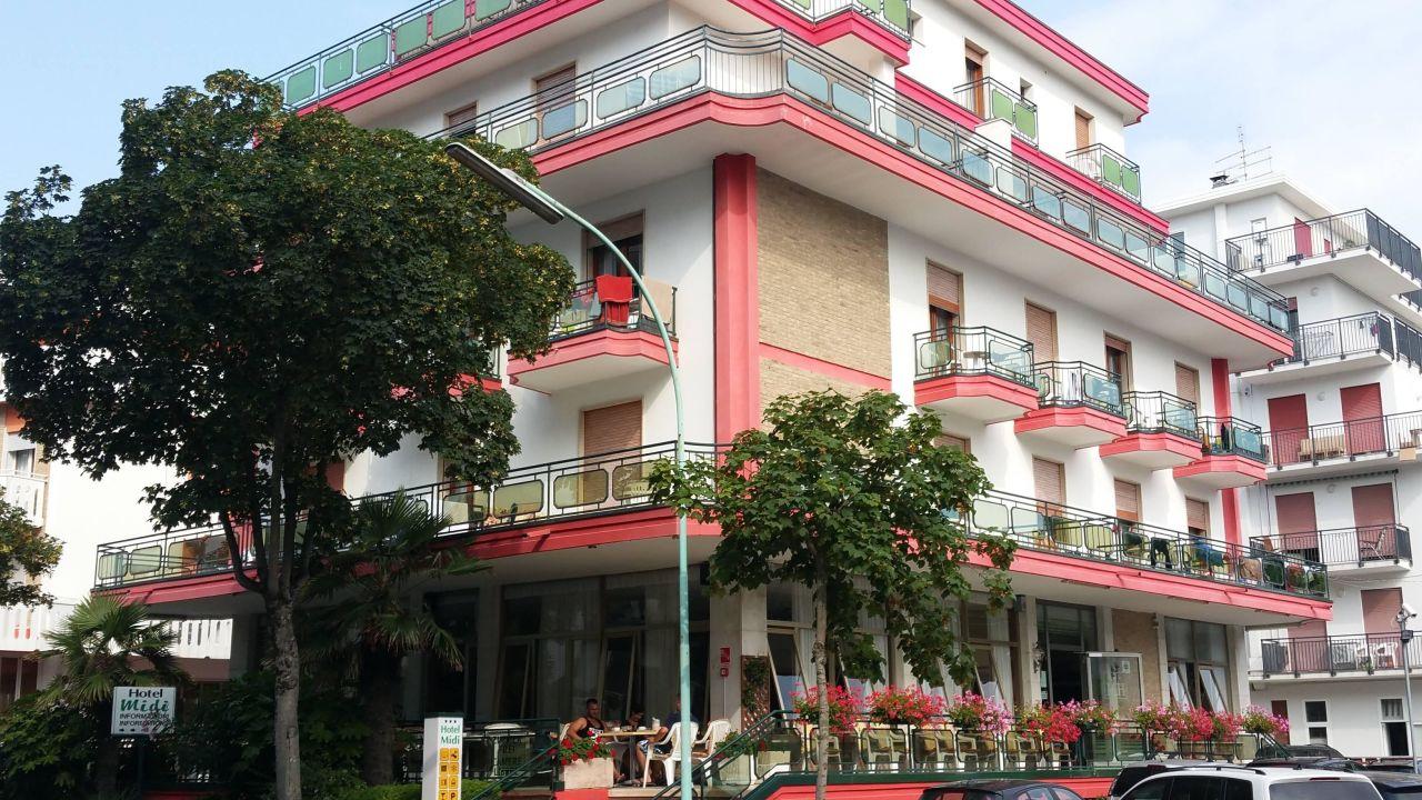 Hotel Midi Jesolo Holidaycheck Venetien Italien