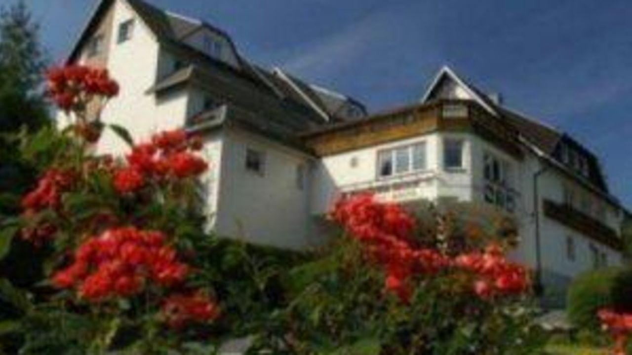 Hotel Schone Aussicht Steinach Holidaycheck Thuringen