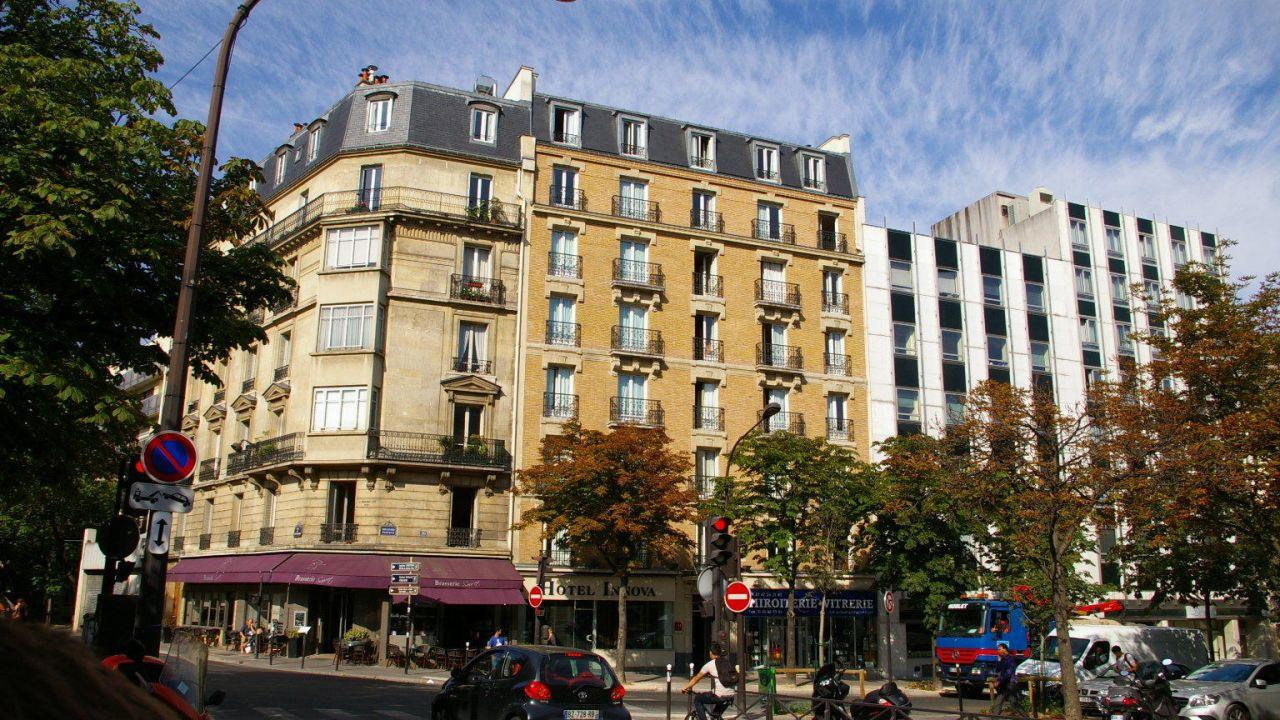 Hotel innova paris holidaycheck gro raum paris for Frankreich hotel paris