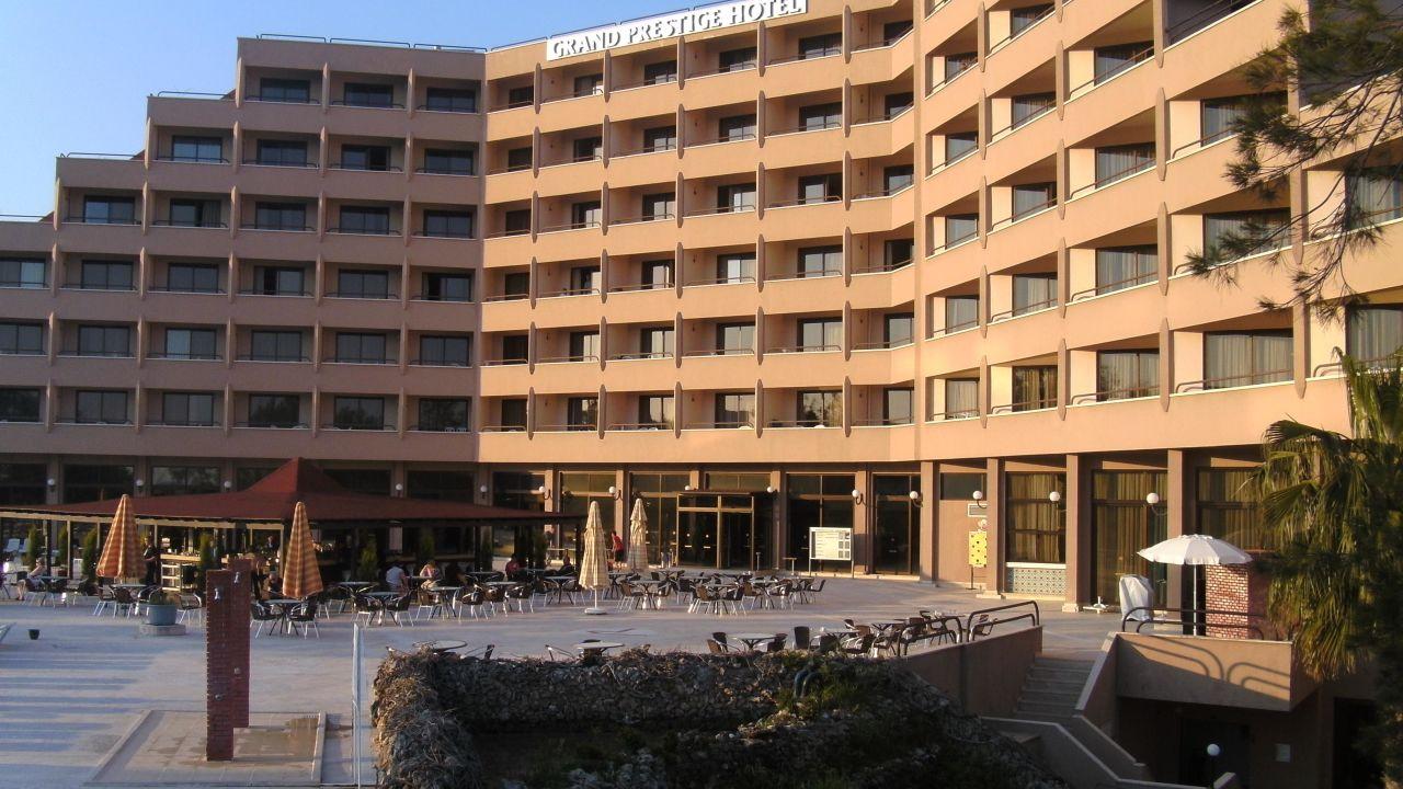 Grand Prestige Hotel Spa Bewertung