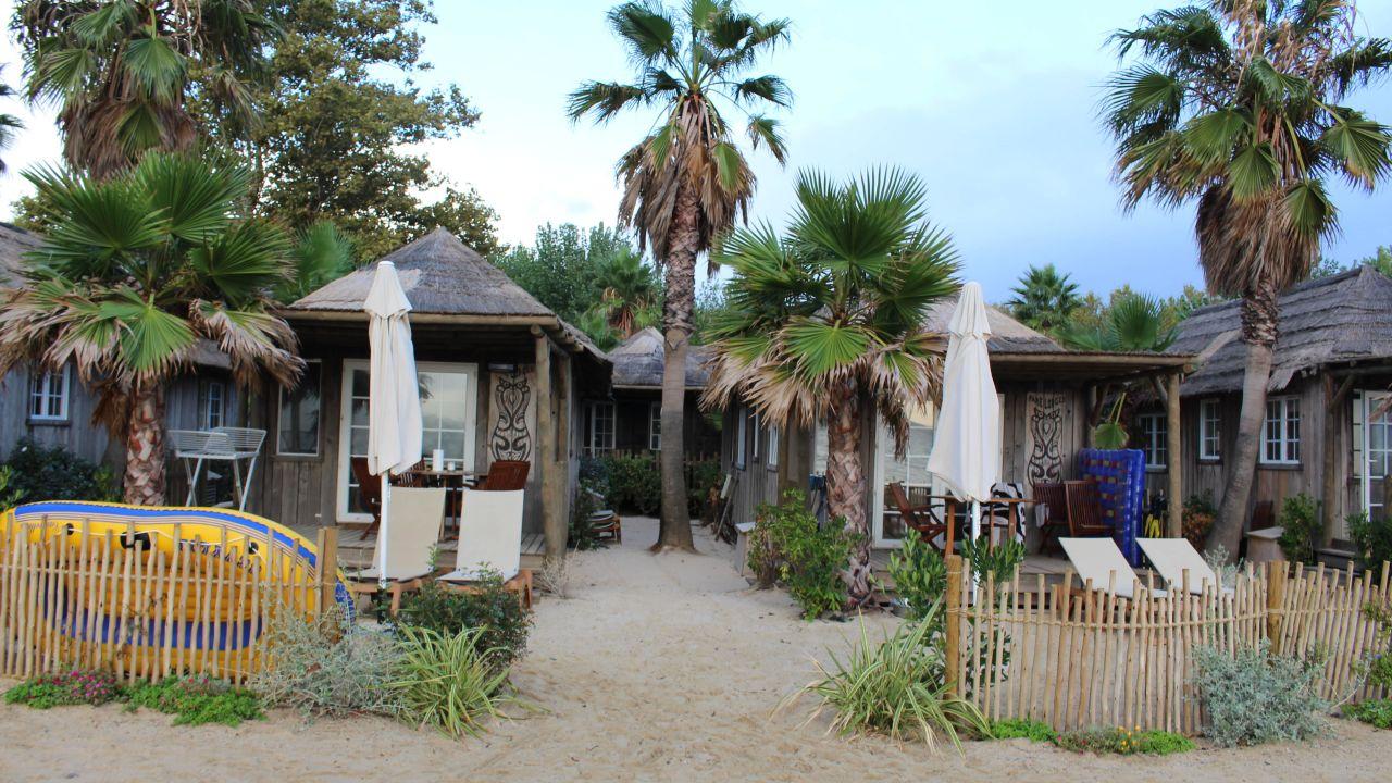 Camping bungalows les prairies de la mer in grimaud - Camping port grimaud prairie de la mer ...