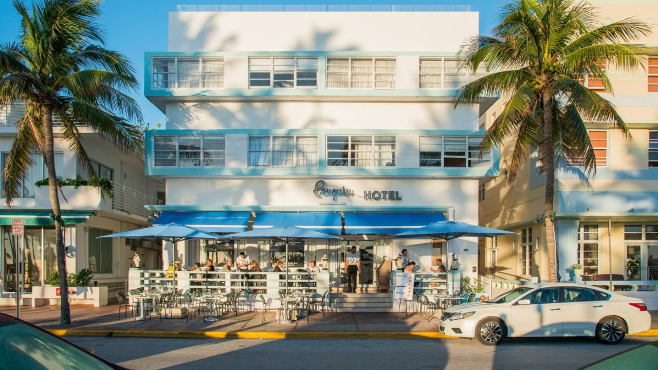 Penguin Hotel Miami Beach Holidaycheck Florida Usa