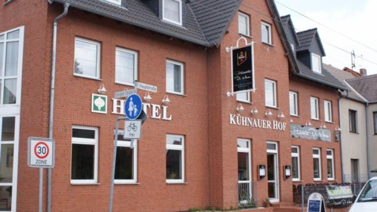 Hotel Kuehnauer Hof Dessau