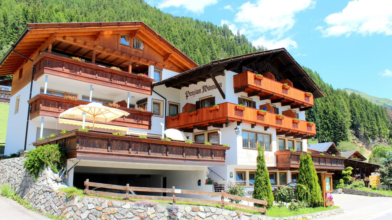 Pension Widmann Moso In Passiria Moos In Passeier Holidaycheck
