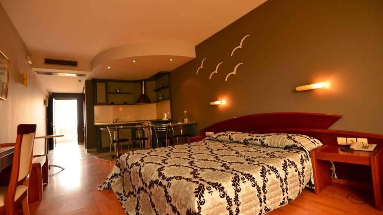 Das Stilvi ist ein 4* Hotel und kann jetzt ab 506€ gebucht werden