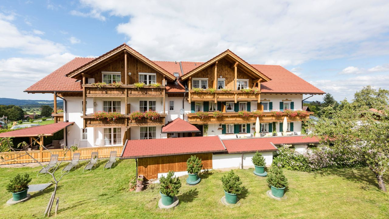 Kur Und Wellnesshotel Waldruh Bad Kohlgrub Holidaycheck Bayern