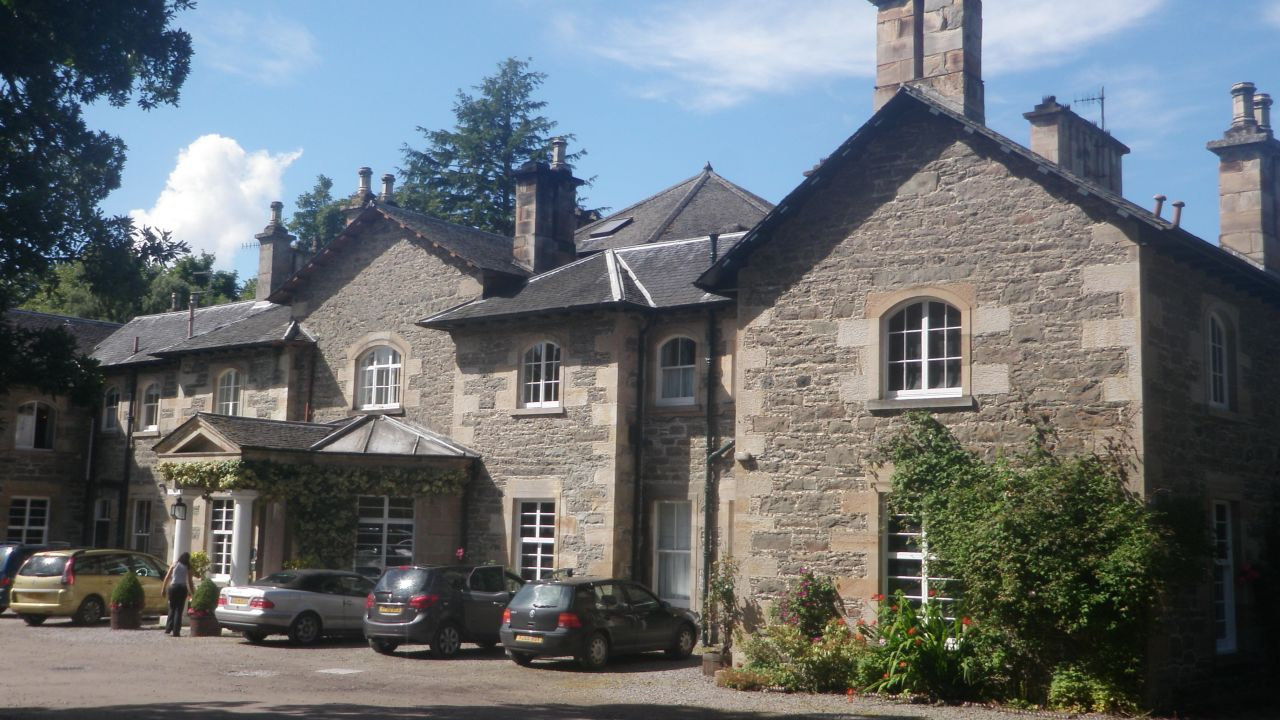 Coul House Hotel Strathpeffer