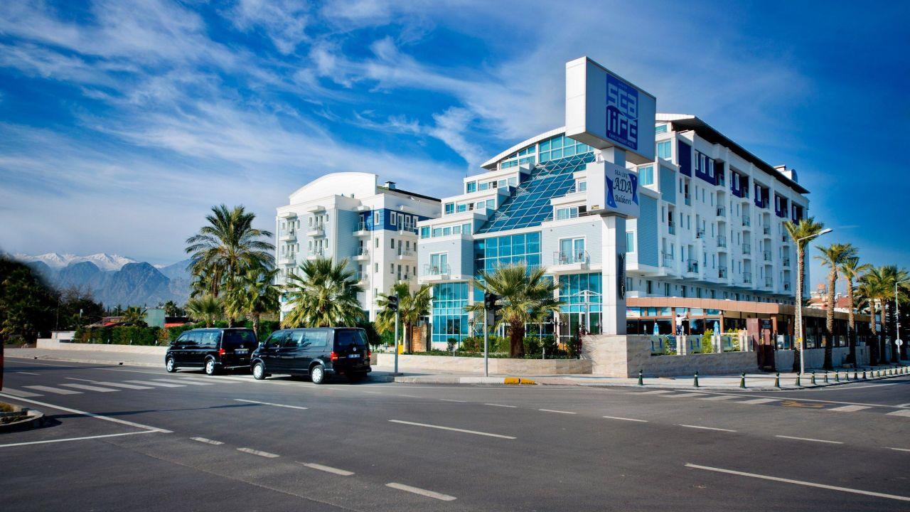Sealife Family Resort Hotel Antalya Holidaycheck Turkische
