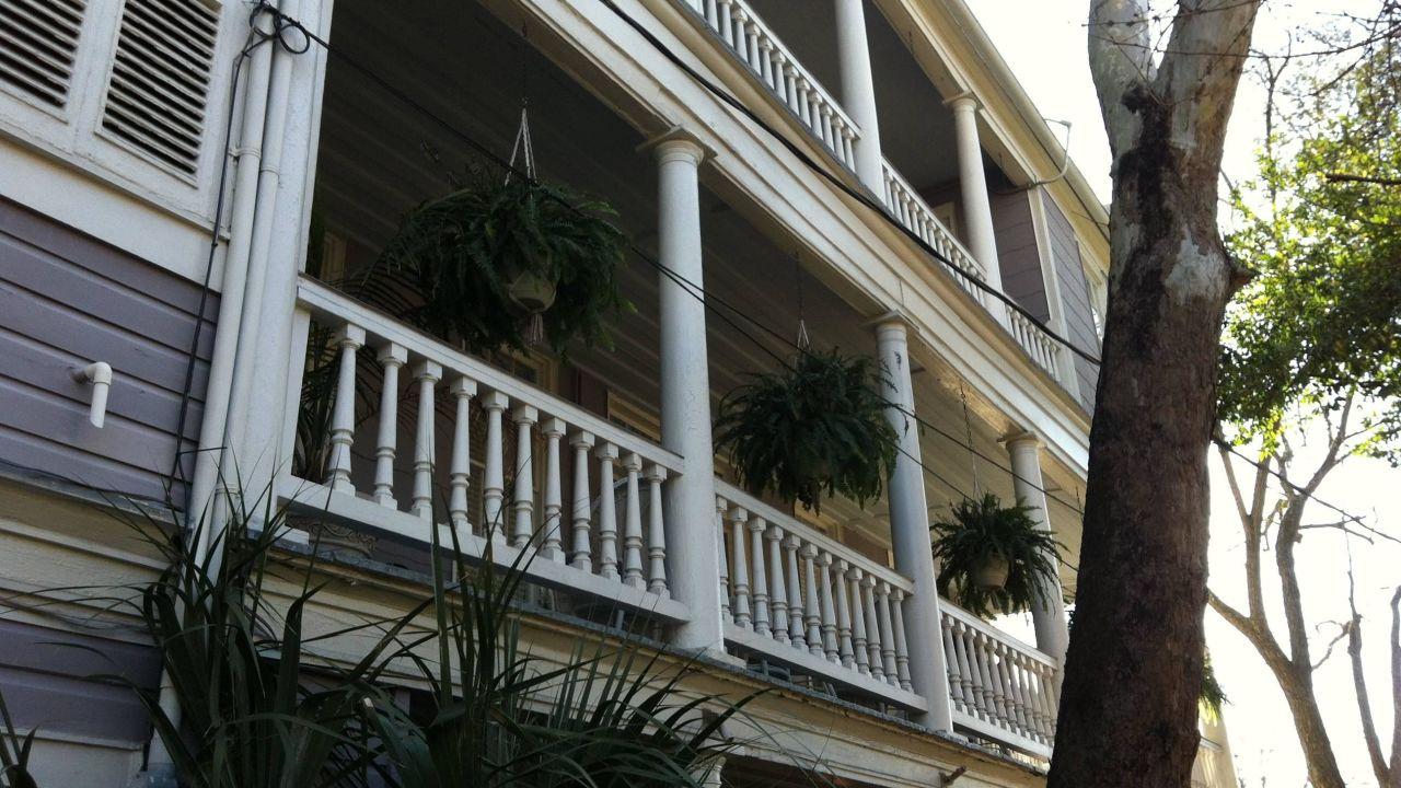 The King George IV Inn (Charleston) • HolidayCheck (South Carolina ...