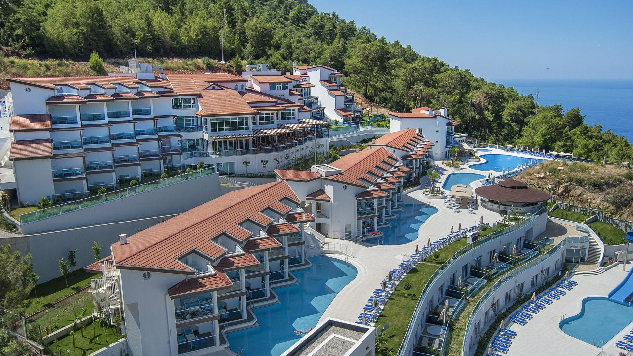 Garcia Resort Spa 5 (TurkeyFethiyeOludeniz): photos, description, service, entertainment and reviews of tourists 58