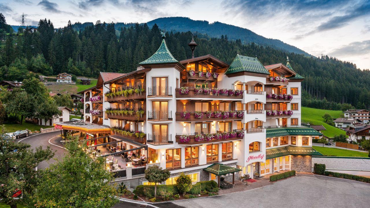 Platzlhof - Mein Hotel im Zillertal