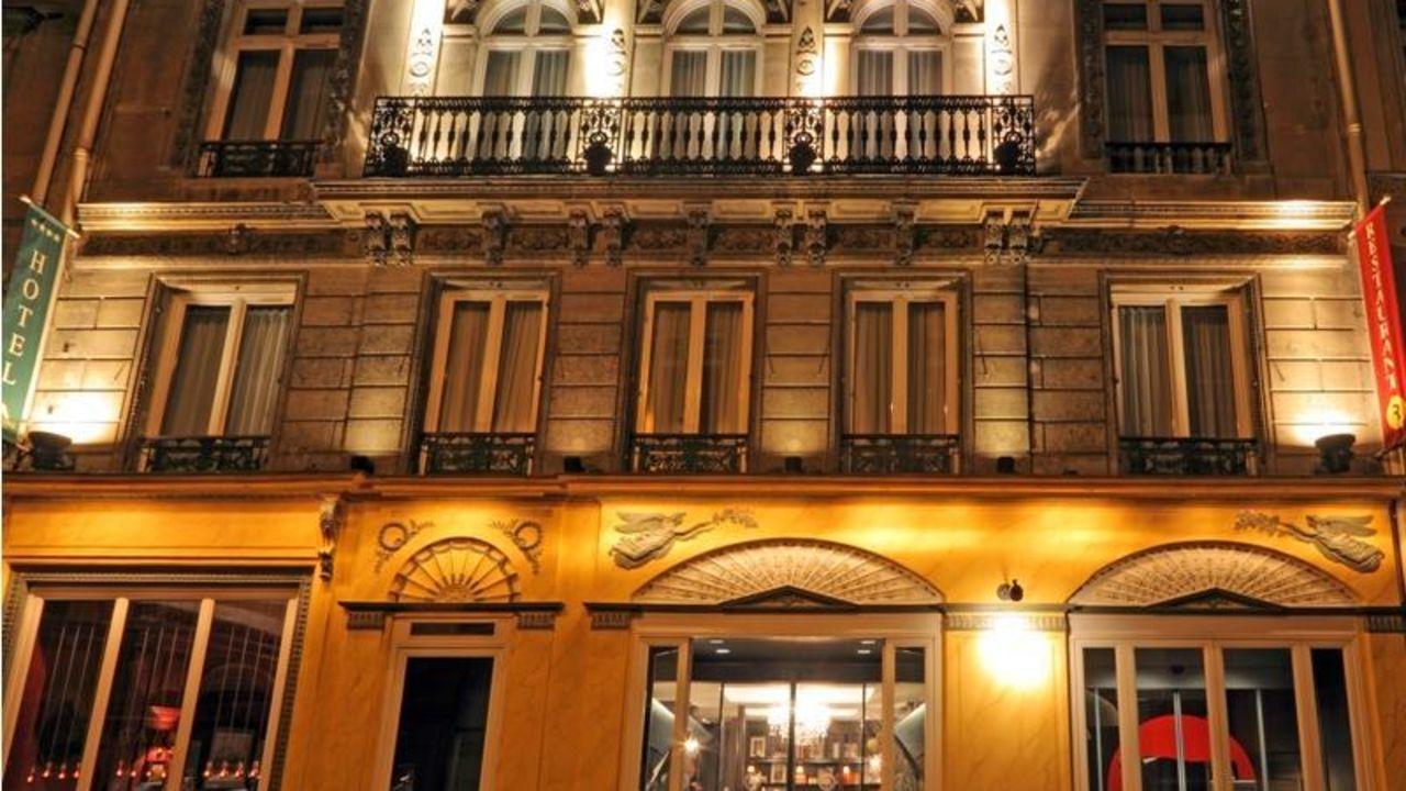 New hotel roblin paris holidaycheck gro raum paris for Frankreich hotel paris