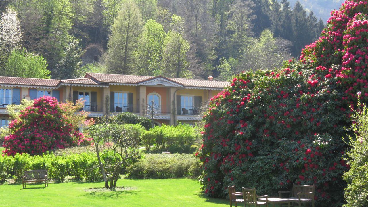 Park Hotel Villa Belvedere Cannobio Italien