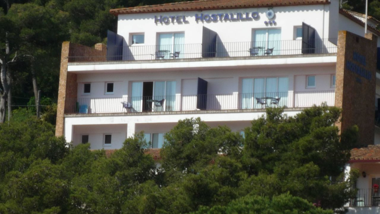 Hotel Tamariu Costa Brava