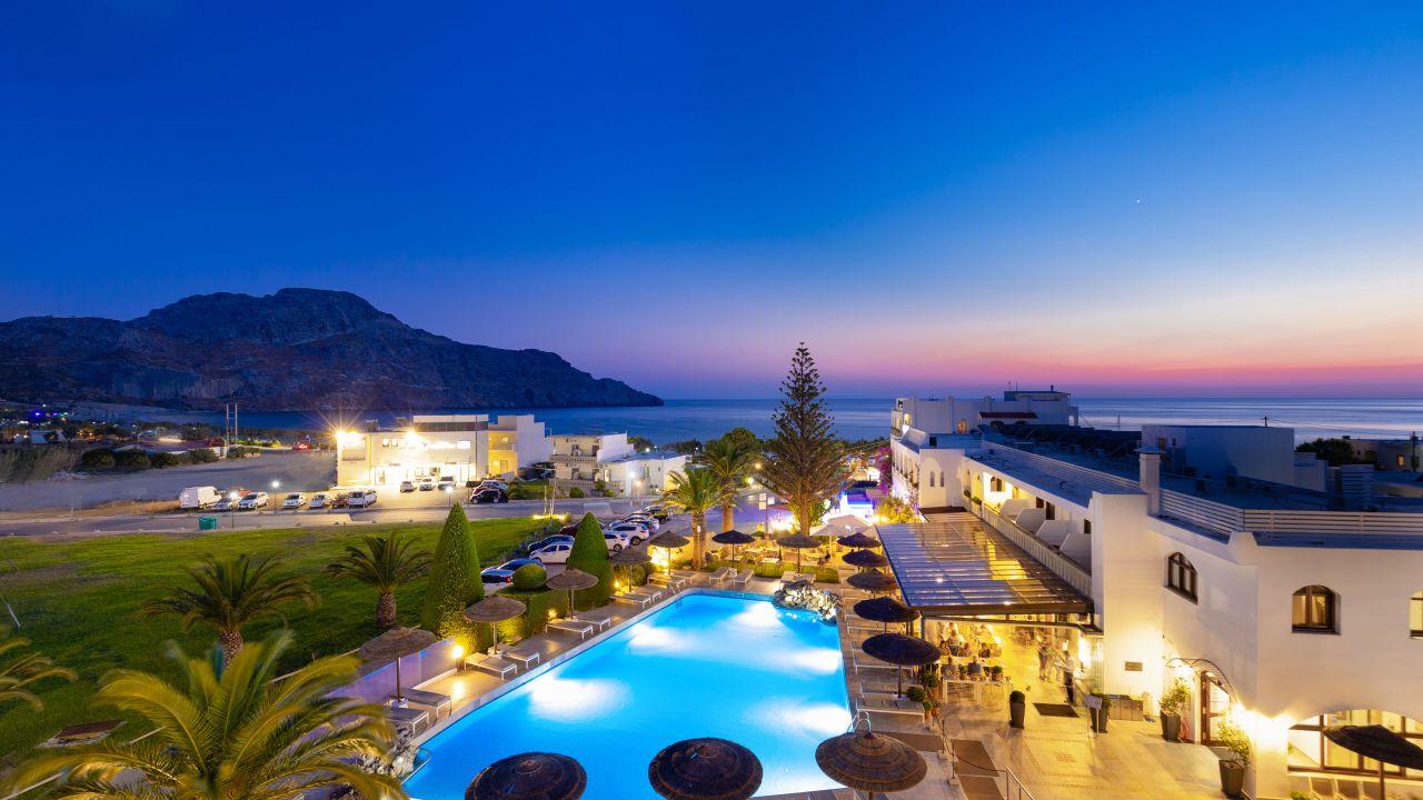 Hotel alianthos garden plakias holidaycheck kreta for Top hotels griechenland