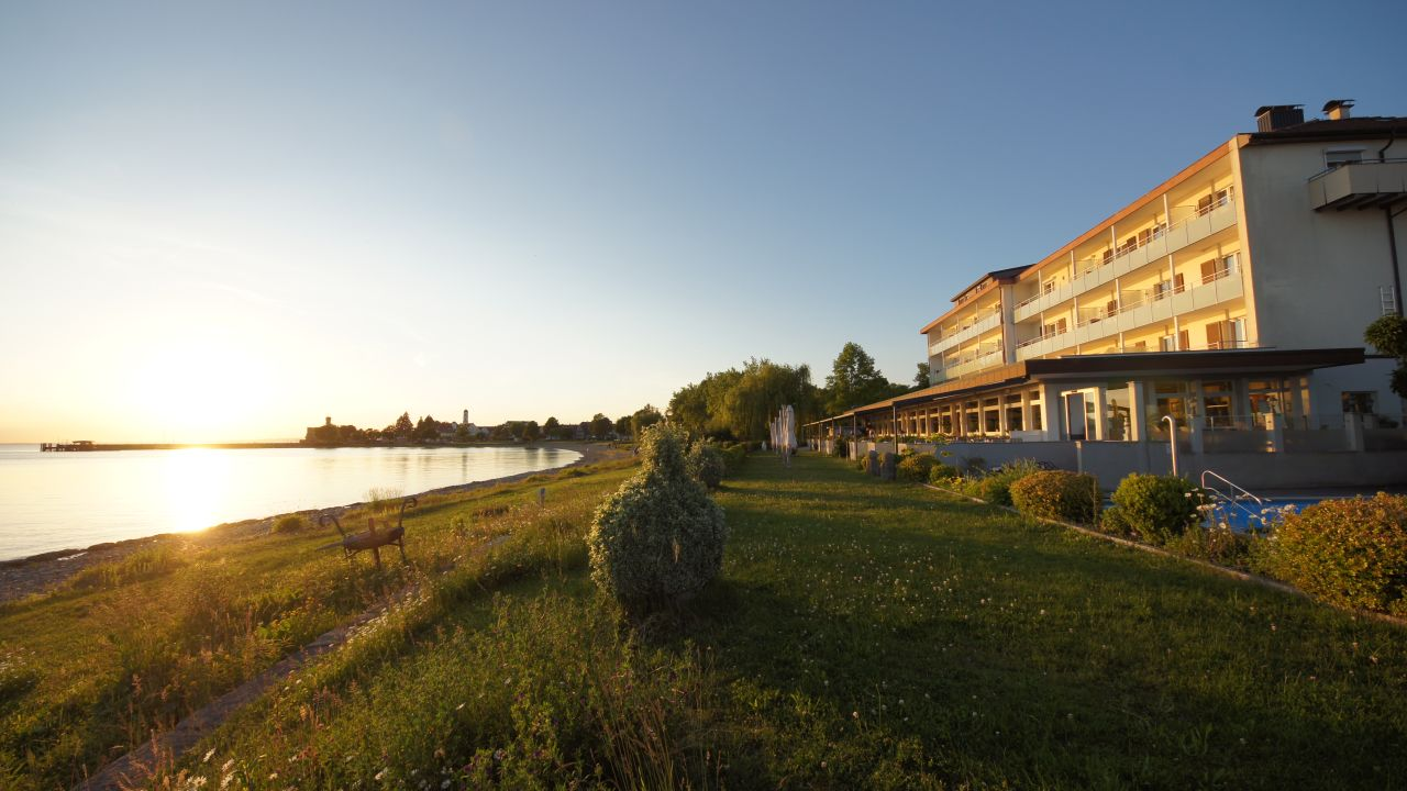 Bewertung Hotel Seeterrasse Langenargen