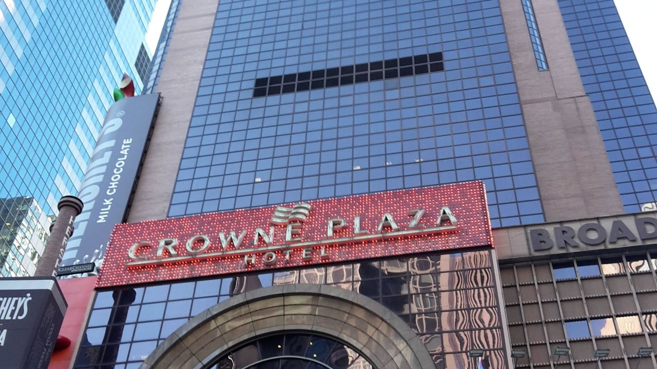 Crowne Plaza Hotel Times Square 2018 World S Best Hotels