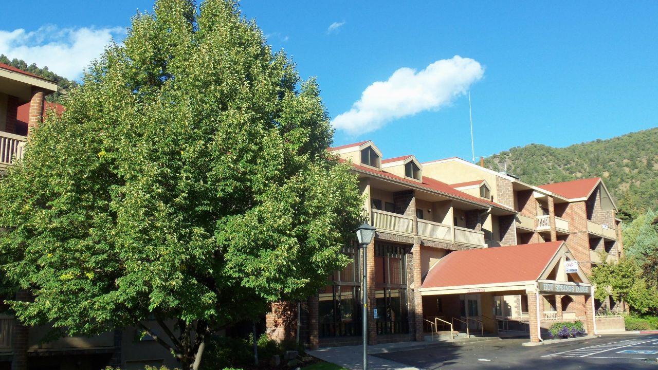 Hotel Glenwood Hot Springs Glenwood Springs Holidaycheck