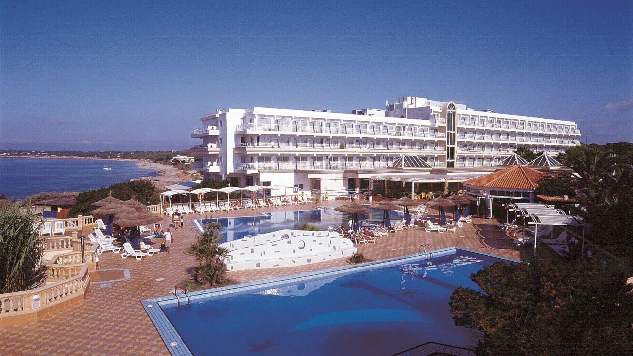 Insotel hotel formentera playa playa migjorn for Hotel formentera playa
