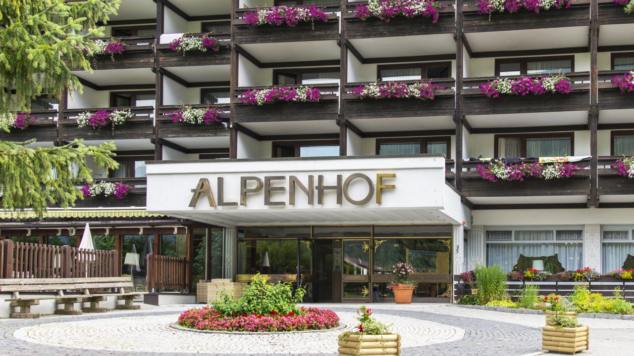 Hotel Alpenhof In St Jakob Im Defereggental