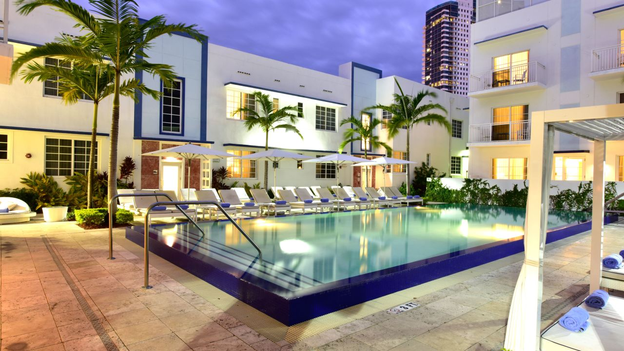 Pestana Miami Beach Art Deco Hotel Miami Beach Holidaycheck